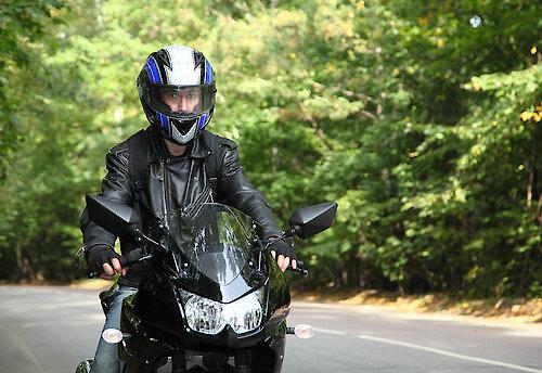 Motorradtouren im Bayerischen Wald